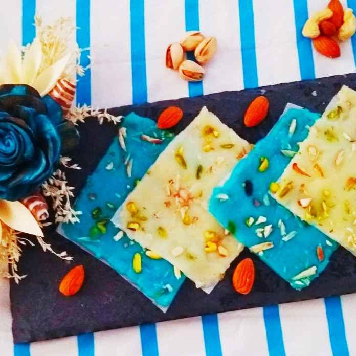 How to make Bombay Ice Halwa