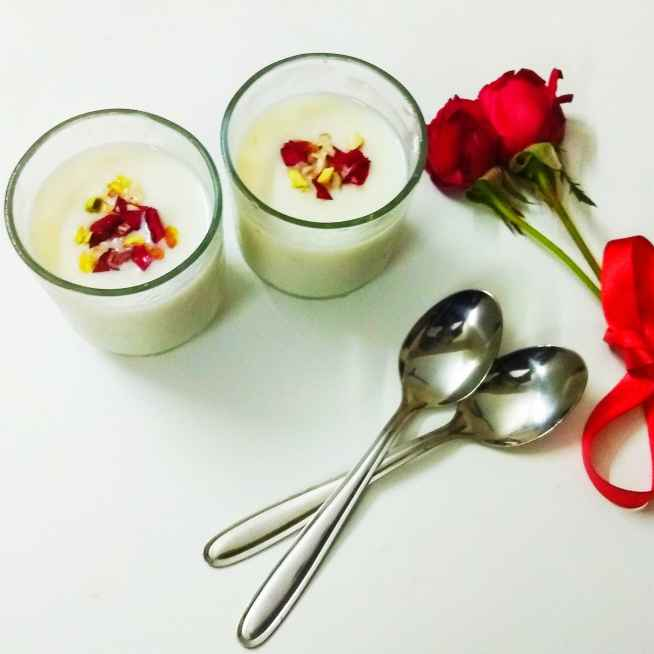 How to make Rose Pudding