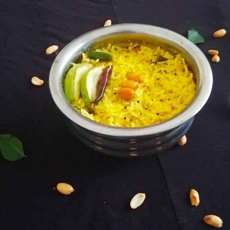 Photo of Raw Mango Rice by Rekha Unni at BetterButter