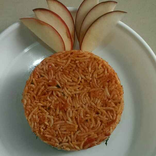 Photo of Tomato Rice by Rekha Varsani at BetterButter