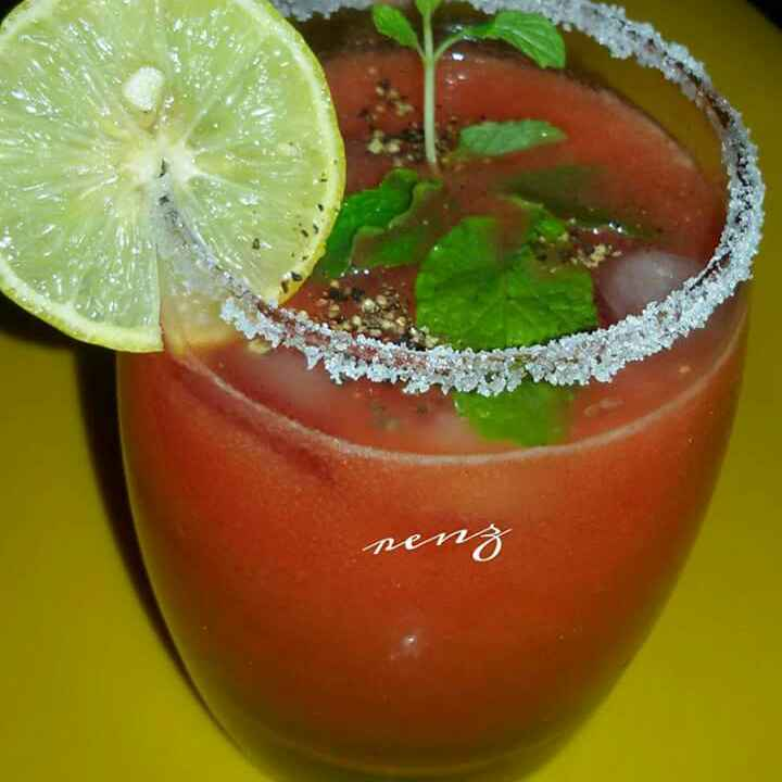 How to make Virgin Mary Mocktail