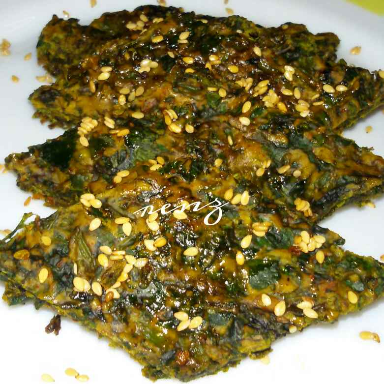 How to make Spinach Fritters