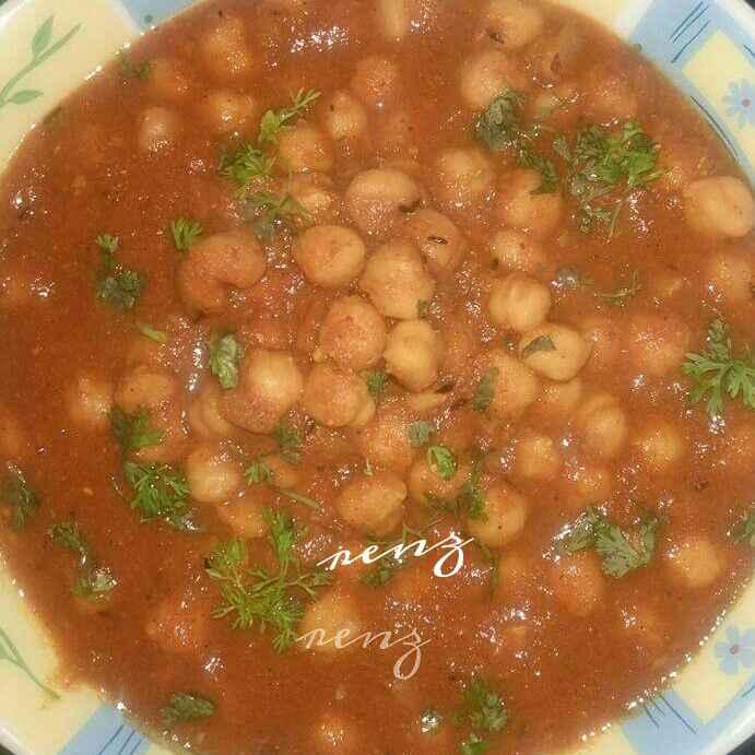 How to make Chhole Masala With Puri