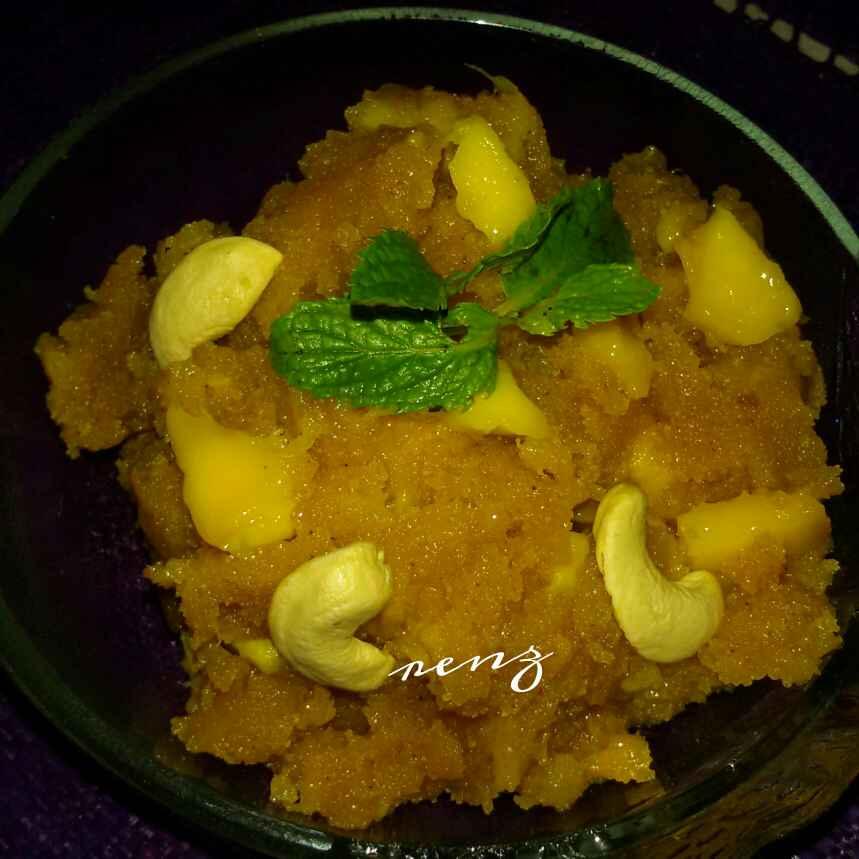 Photo of Mango Sheera by Renu Chandratre at BetterButter