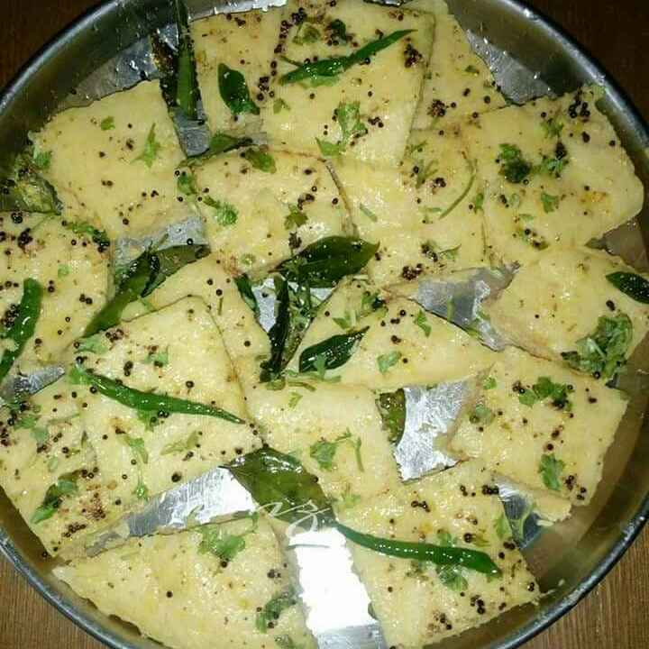 Photo of Instant khaman dhokla by Renu Chandratre at BetterButter