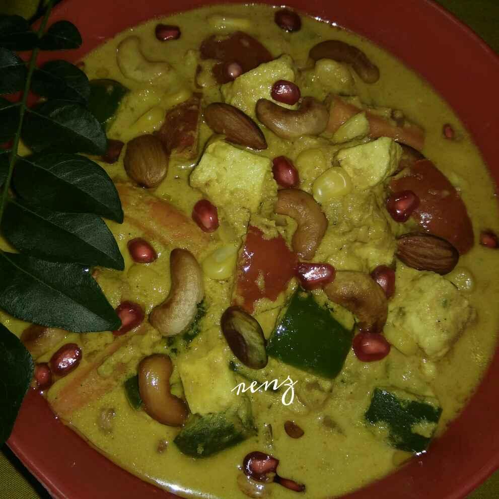 Photo of Shahi  mix veg korma by Renu Chandratre at BetterButter