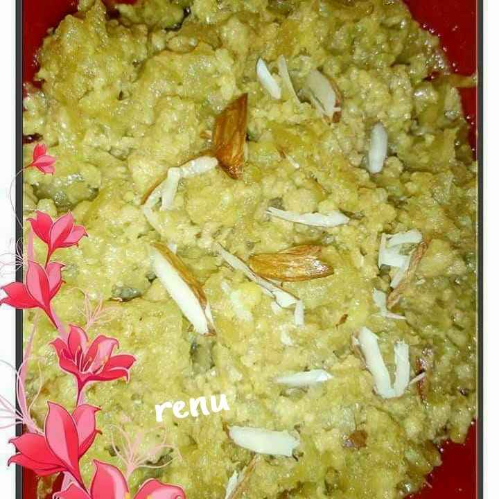 How to make Dudhi Halwa