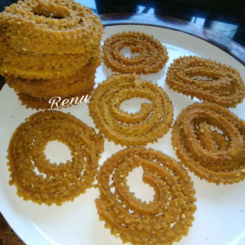 How to make Kurkuri Chakali