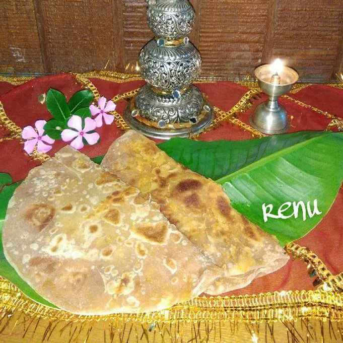 Photo of Puran Poli by Renu Chandratre at BetterButter
