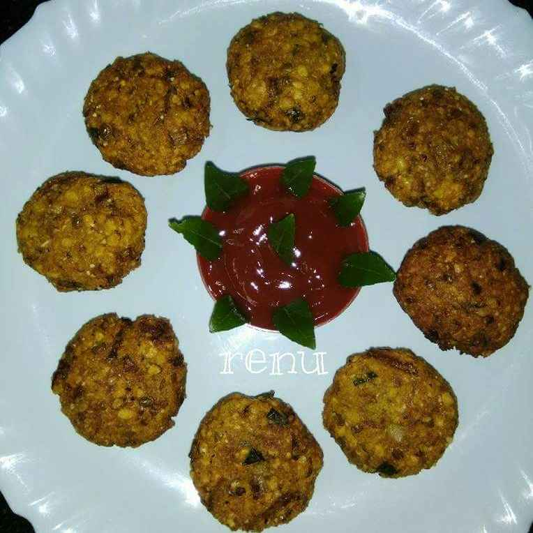 Photo of Dal vada by Renu Chandratre at BetterButter