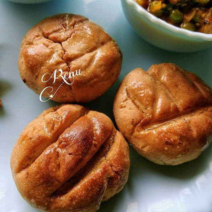 Photo of Daal Baati by Renu Chandratre at BetterButter