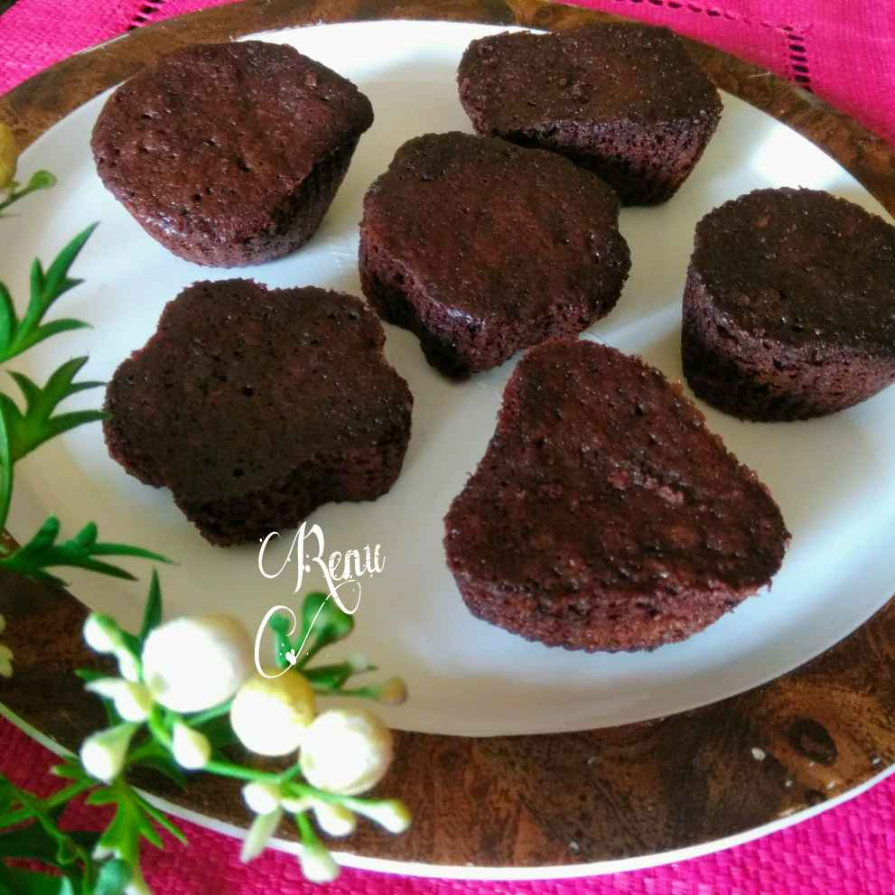 How to make 5 Minutes Chocolate Muffins