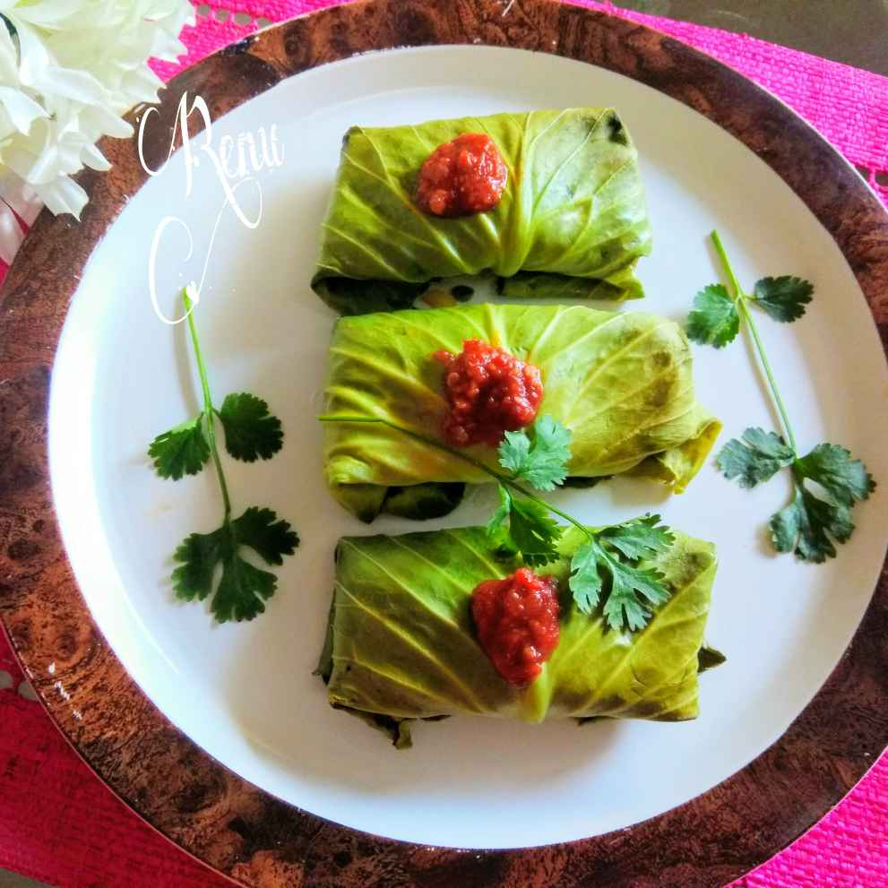 How to make Baked Cabbage Rolls