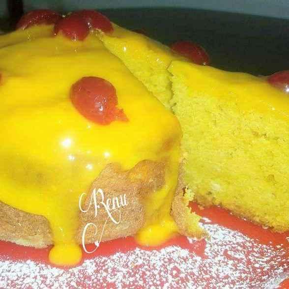 Photo of Mango Cake by Renu Chandratre at BetterButter
