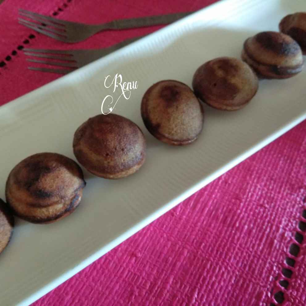 Photo of Chocolate Appam by Renu Chandratre at BetterButter