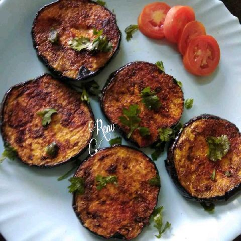 How to make Brinjal fry