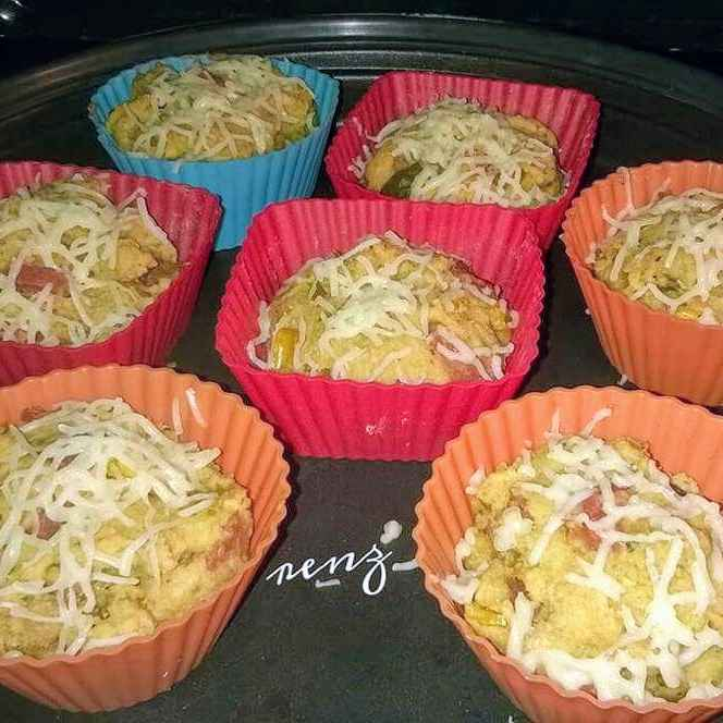 Photo of Pizza Muffins by Renu Chandratre at BetterButter