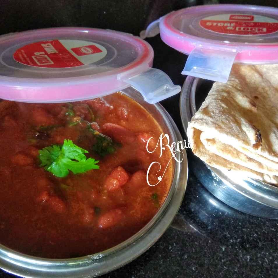 Photo of Rajma Masala curry by Renu Chandratre at BetterButter