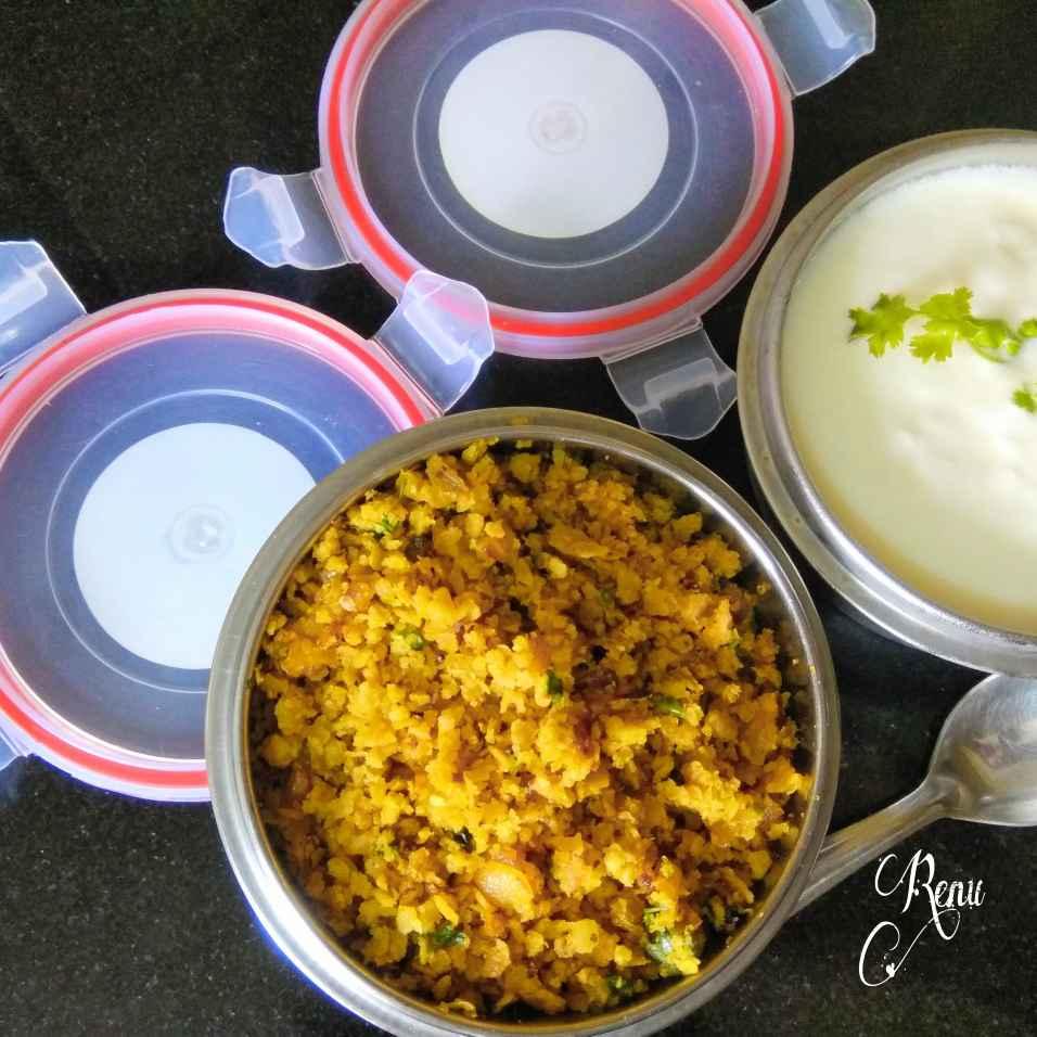 Photo of Chapati Poha by Renu Chandratre at BetterButter