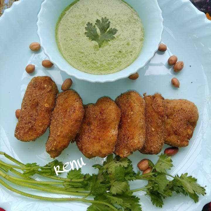 How to make अरबी के कबाब