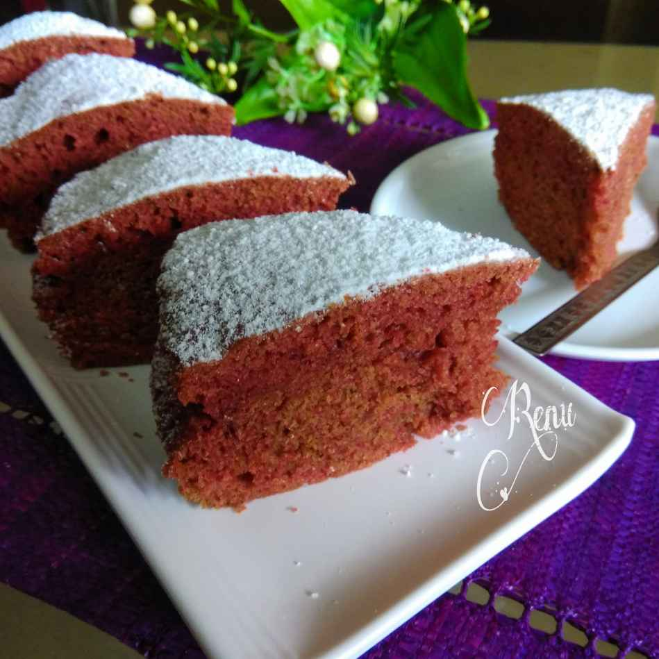 Photo of Red Velvet Cake by Renu Chandratre at BetterButter