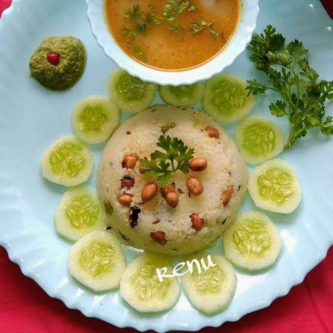Photo of Upasacha Upma by Renu Chandratre at BetterButter