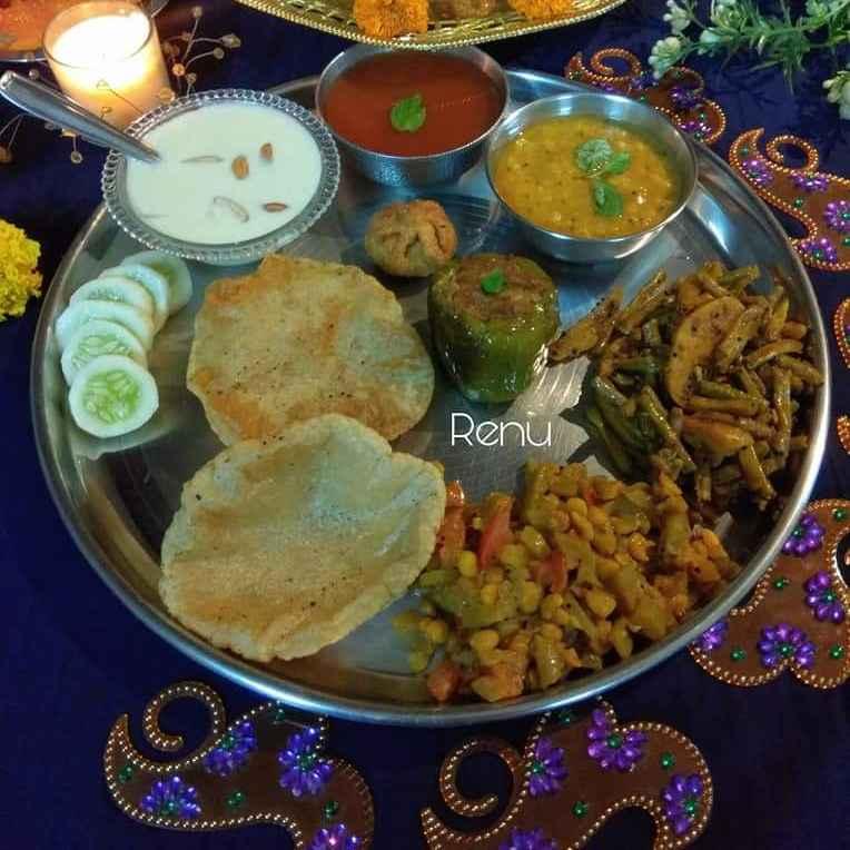 Photo of Bhog Thali/ Platter by Renu Chandratre at BetterButter