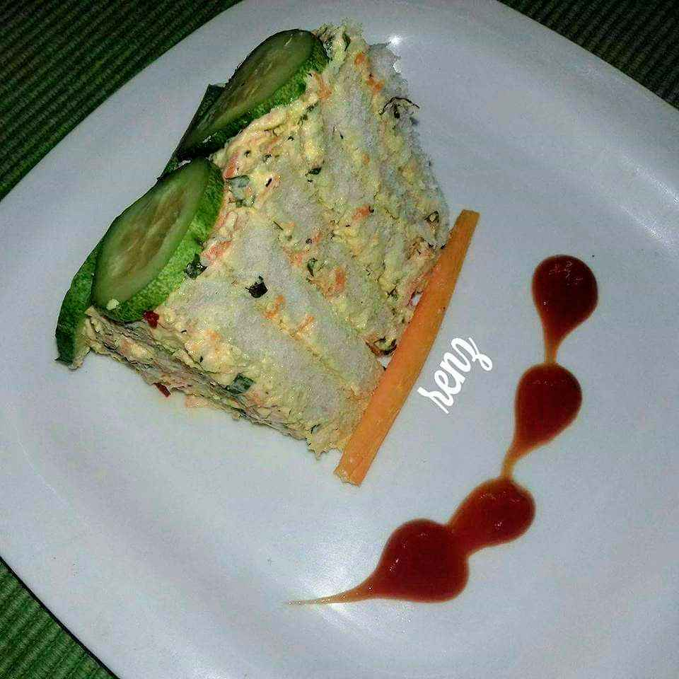 Photo of Sandwich cake by Renu Chandratre at BetterButter