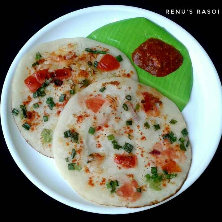 Photo of Onion Tomato Uttapam by Renu Kulkarni at BetterButter