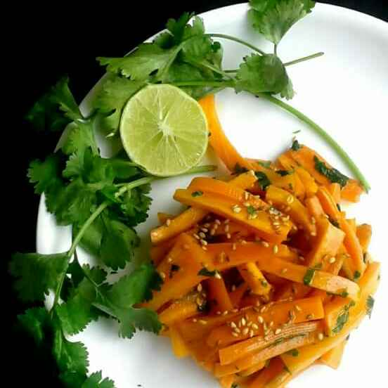 How to make Carrot Salad
