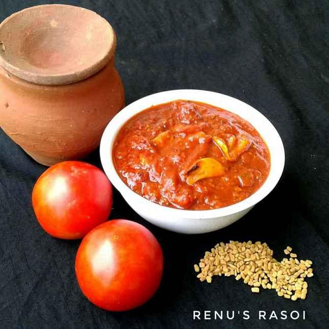 Photo of Tomato pickle by Renu Kulkarni at BetterButter
