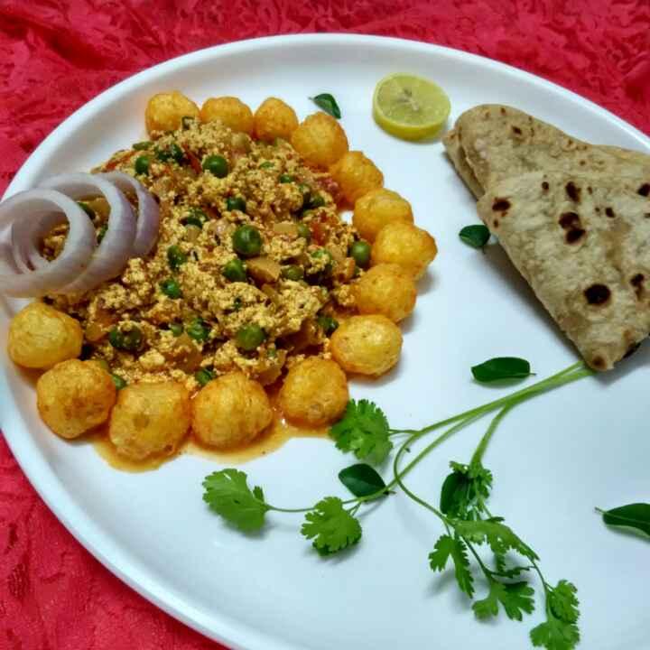 How to make Paneer bhurji