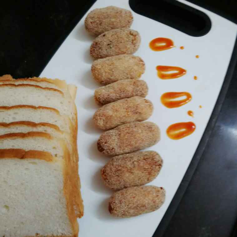 How to make Shahi bread pakora