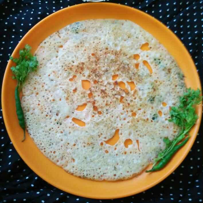 How to make शेलों फ्राई साबूदाना डोसा