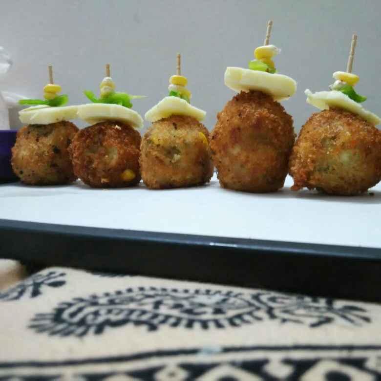 Photo of Veg cheese balls by Renu Maurya at BetterButter