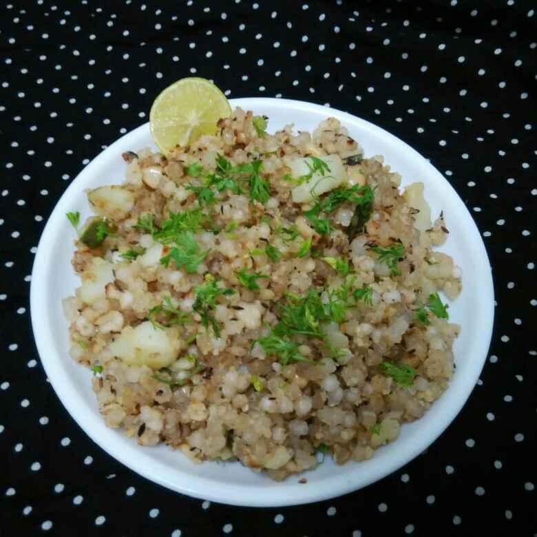 How to make Stir fry sabudana khichdi