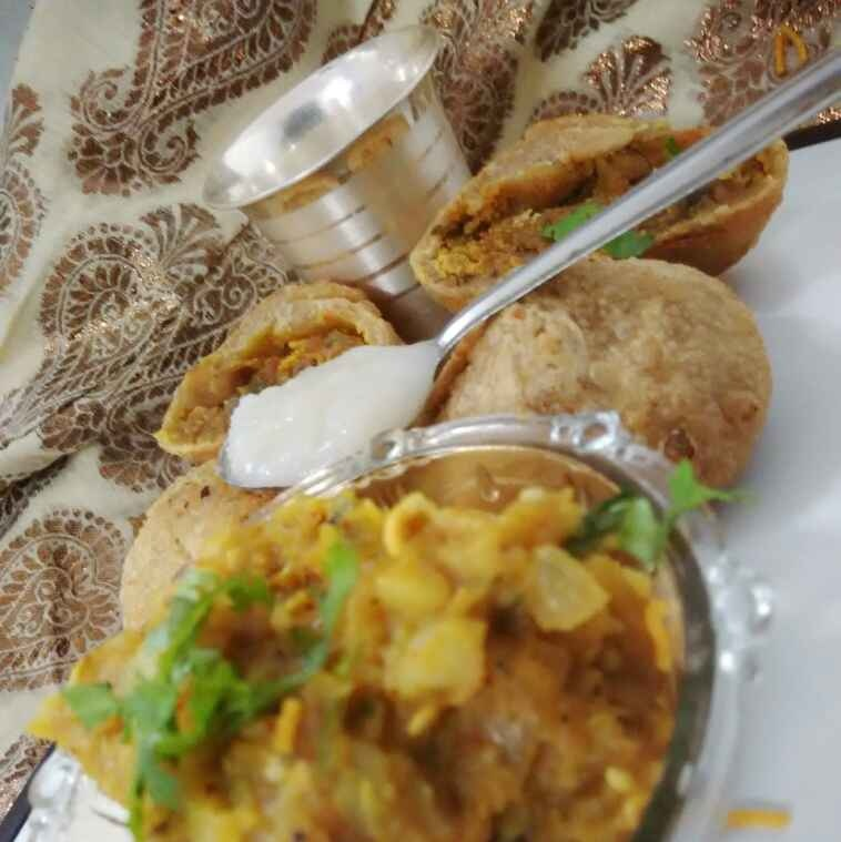How to make Bharwan kurkuri litti chokha