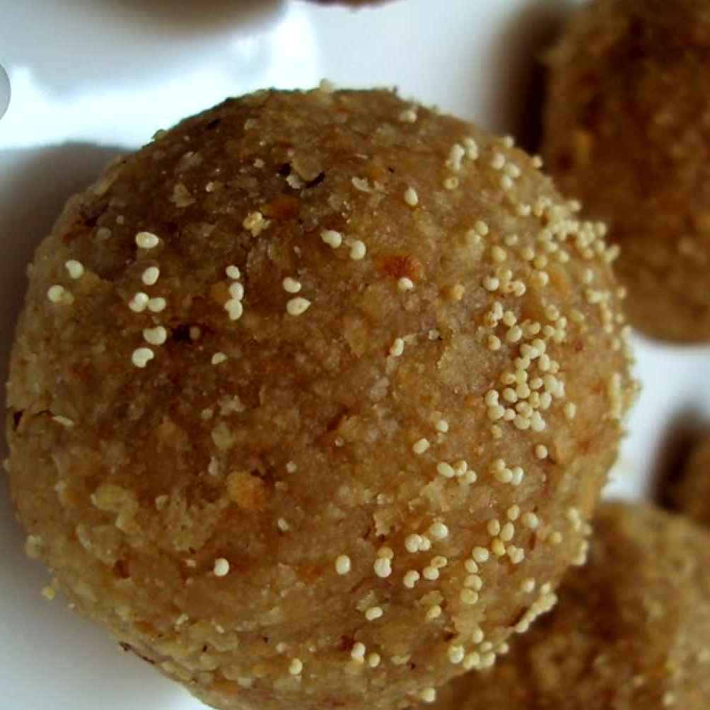 Photo of Churma laddu by Renuka Doshi at BetterButter