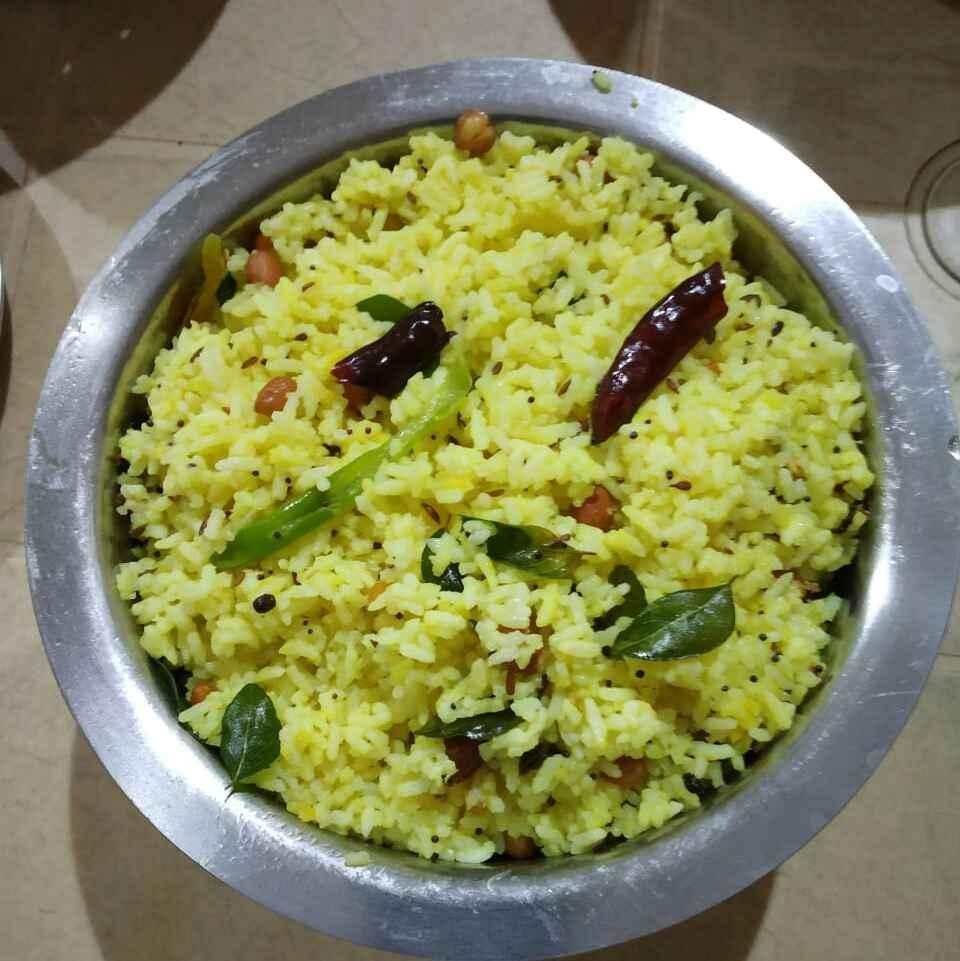 Photo of Lemon rice by Revathi Kumari at BetterButter