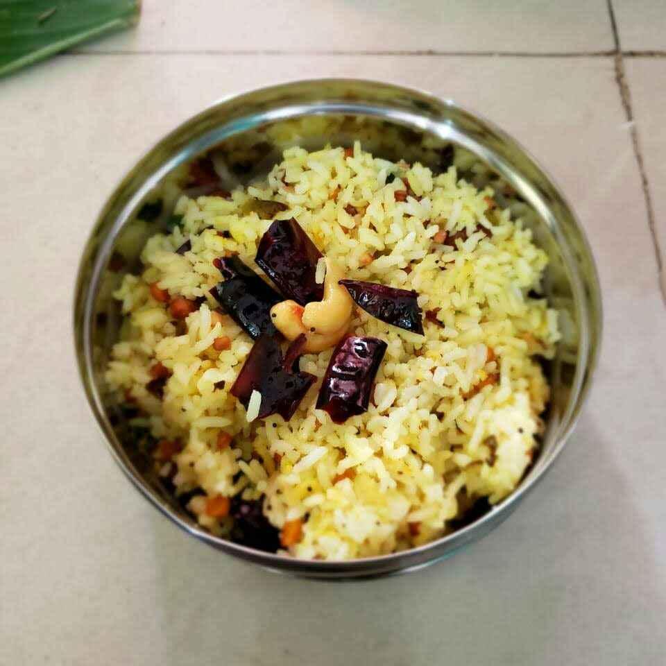 Photo of Dabbakaya pulihora by Revathi Kumari at BetterButter