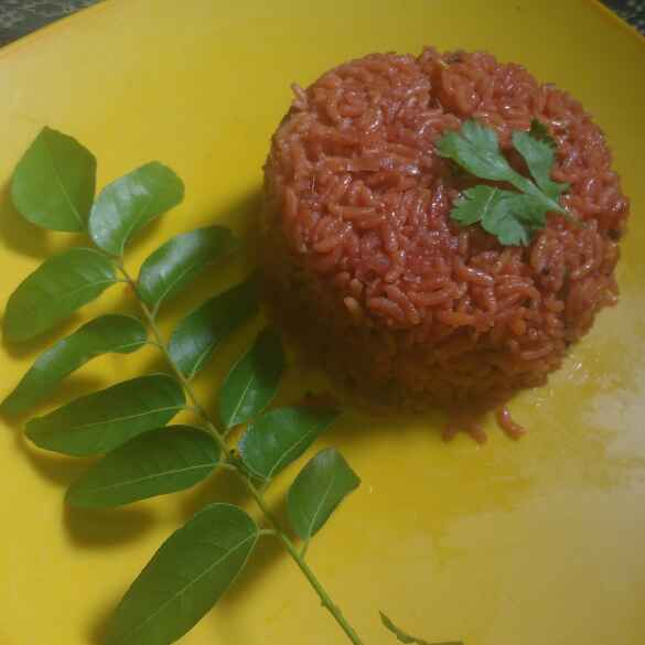 Photo of Beetroot briyani by Revathi Reva at BetterButter