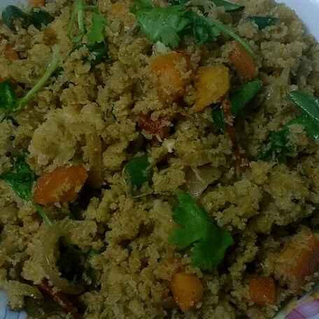 Photo of masala idiyappam by Revathi Reva at BetterButter