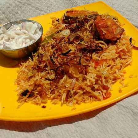 Photo of Fish briyani by Revathi Reva at BetterButter
