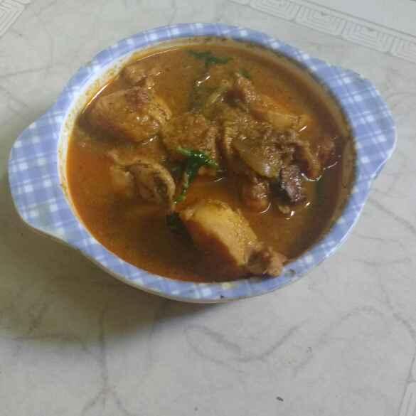 Photo of Village chicken gravy by Revathi Reva at BetterButter