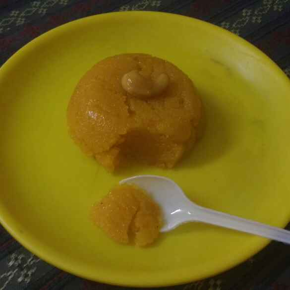How to make கேசரி