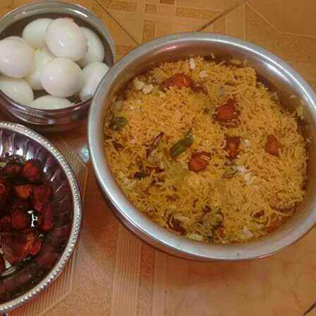 Photo of Special chicken briyani by Revathi Reva at BetterButter