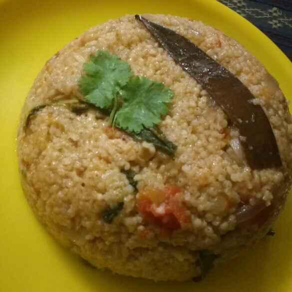Photo of Barnyart tomato pulav by Revathi Reva at BetterButter