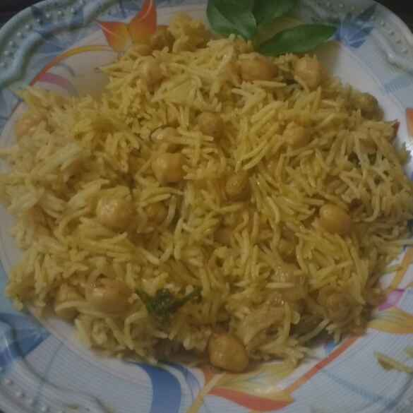 Photo of Channa pulav by Revathi Reva at BetterButter
