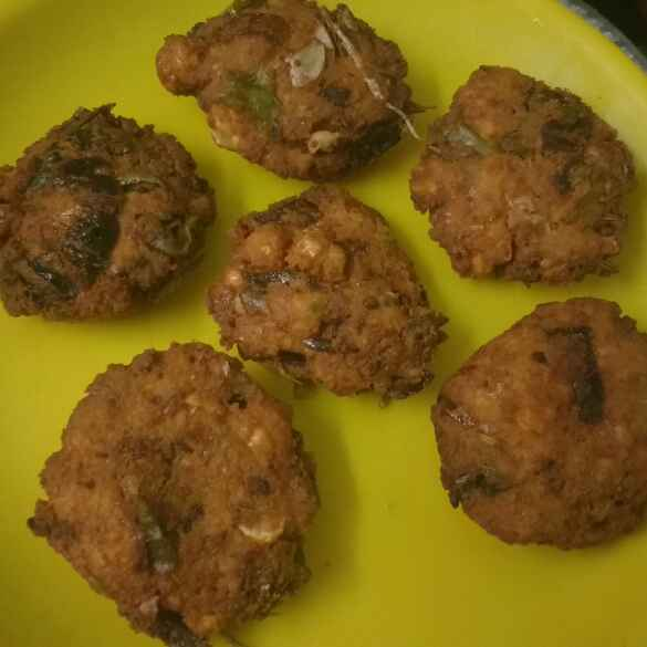 Photo of Channa vadai by Revathi Reva at BetterButter
