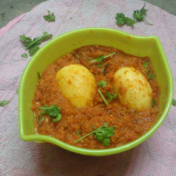 Photo of Egg curry by Revathi Reva at BetterButter
